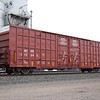 Mississippi Tennessee Railroad LLC Double Plug Door High Cube Boxcar No. 175045