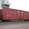 Mississippi Tennessee Railroad LLC Double Plug Door High Cube Boxcar No. 175051