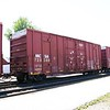 """Moscow, Camden & San Augustine Railroad 50'6"""" 6235 cu. ft. Double Plug Door High Cube Boxcar No. 728388"""