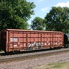 "Northwestern Oklahoma Railroad 50'6"" Thrall 4397 cu. ft. All-Door Box Car No. 504749"