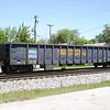 "Northwestern Oklahoma Railroad 52'6"" Thrall 2743 cu. ft. Mill Gondola No. 320423"