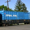 "Pan Am Railways 50'6"" FMC Single Door Boxcar No. 32116"