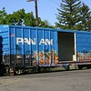 "Pan Am Railways 50'6"" FMC Single Door Boxcar No. 31765"