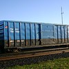 "Pan Am Railways 50'6"" FMC Single Door Boxcar No. 31968"