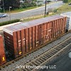 """Providence & Worcester 50'6"""" Greenbrier Single Plug Door High Cube Boxcar No. 14124"""