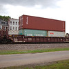 Providence & Worcester Railroad 53' NSC Well Car No. 120586