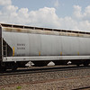 Reading & Northern 3-Bay 4650 cu. ft. Covered Hopper No. 10053
