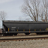Reading & Northern 3-Bay 4650 cu. ft. Covered Hopper No. 9966