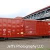 "Saratoga & North Creek Railway 50'6"" 5220 cu. ft. Single Door Boxcar No. 31990"