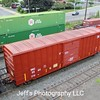 "Saratoga & North Creek Railway 50'6"" 5220 cu. ft. Single Door Boxcar No. 3264"