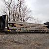 Saratoga & North Creek Railway Ebenezer Bulkhead Flat Car No. 62075