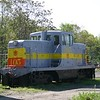 Southern Railroad of New Jersey GE 44 Ton No. 105