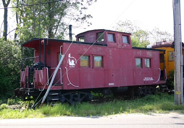 Southern Railroad of New Jersey Caboose No. 95002
