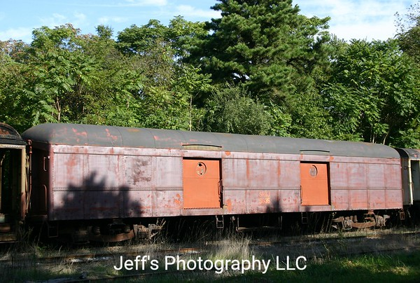 Southern Railroad of New Jersey Baggage Car