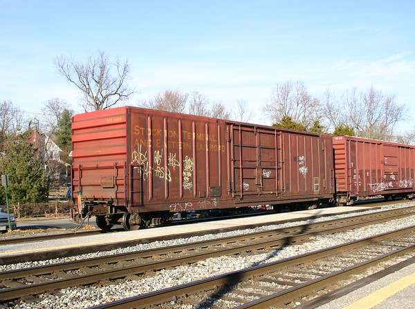 "Stockton Terminal And Eastern Railroad 52'6"" PC&F 5145 cu. ft. Refrigerated Boxcar No. 1959"