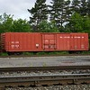 "Wellsboro & Corning Railroad 60'6"" PC&F 5700 cu. ft. Refrigerated Boxcar No. 6503"