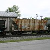 Wheeling and Lake Erie Railway 2-Bay PS 3000 cu. ft. PS2 Covered Hopper No. 33783