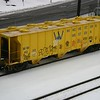 Winchester and Western Railroad 3-Bay PS 2929 cu. ft. Covered Hopper No. 4022