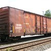 "Wisconsin and Southern Railroad 52'5"" Evans 5100 cu. ft. Refrigerated Boxcar No. 503024"