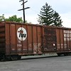 "Youngstown Belt Railroad 50'6"" FMC 5347 cu. ft. Single Door Boxcar No. 5066"