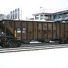 Youngstown and Austintown Railroad 3-Bay 3420 cu. ft Hopper No. 80642