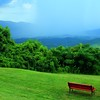 Rain over the Blue Ridge