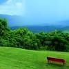 Rain over the Blue Ridge