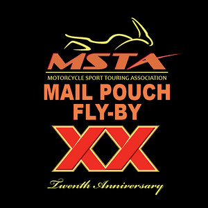 2017 Mail Pouch Fly-By