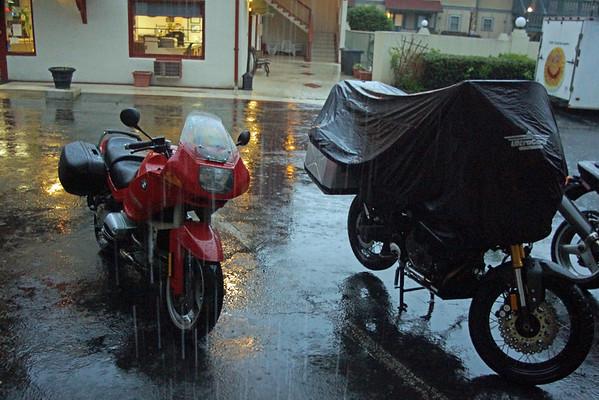 Rain Happens!