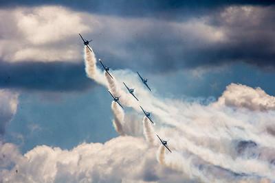 Manassas Virginia Air Shows