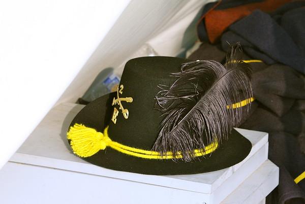 Cavalry gear