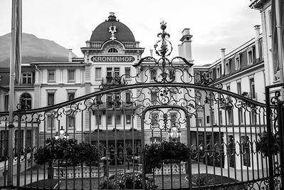 Hotel Kronenhof, Pontresina