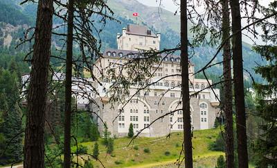 Hotel Schloss, Pontresina