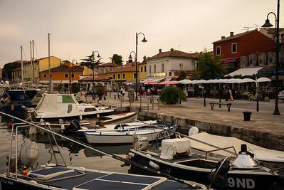 Der Hafen von Novigrad.