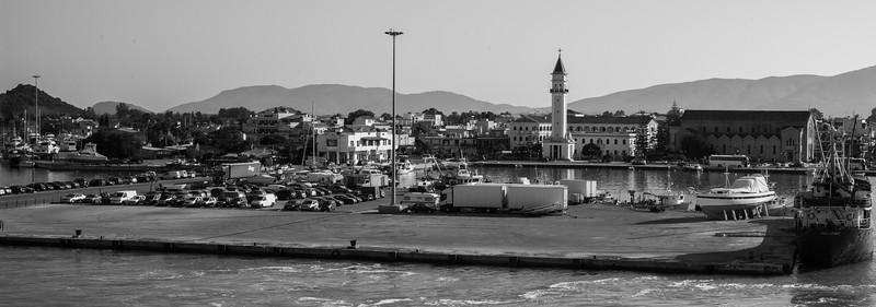 Die Stadt Zakynthos ist der Hauptort der gleichnamigen griechischen Insel und liegt an der südlichen Ostküste der Insel.