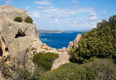 Capo d' Orso in der Nähe von Palau (Nordosten Sardiniens)