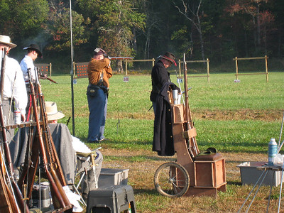 Winslow's Battery at Fall Nationals, 2008. Photo by Rachel Mackintosh.