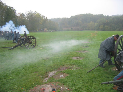 Artillery Competition, Fall Nationals, 2006. Photo submitted by Matthew Mackintosh.