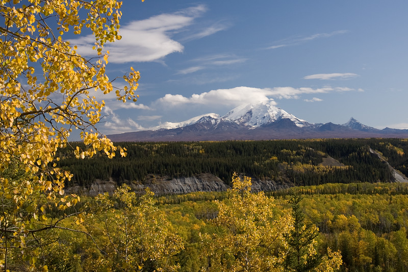Fall at Mount Drum