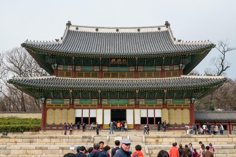 20170325 Changdeokgung Palace 021