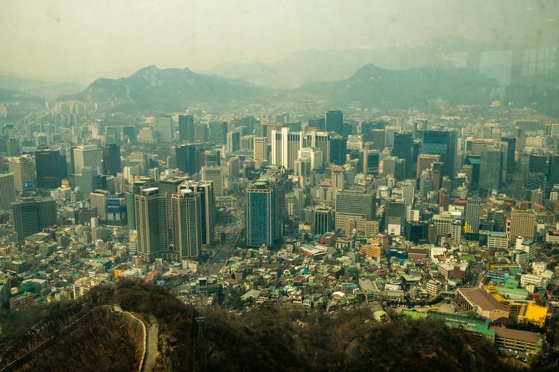 20170328 North Seoul Tower 023