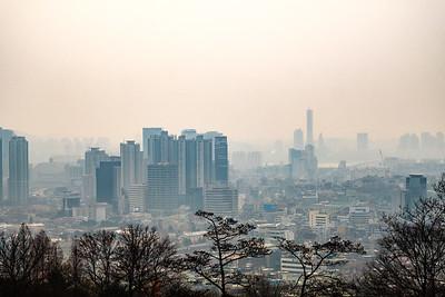 20170328 North Seoul Tower 002