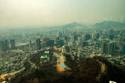 20170328 North Seoul Tower 019