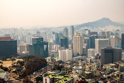 20170328 North Seoul Tower 004
