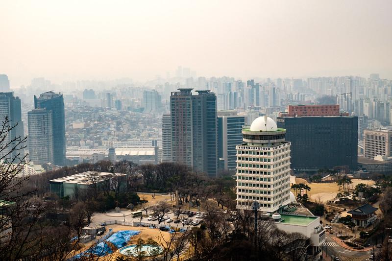 20170328 North Seoul Tower 006