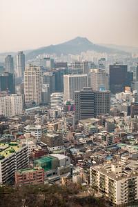 20170328 North Seoul Tower 003