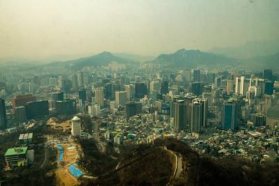 20170328 North Seoul Tower 024