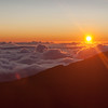 Sunrise at Haleakala