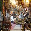 A shop in Mutrah souq, Oman
