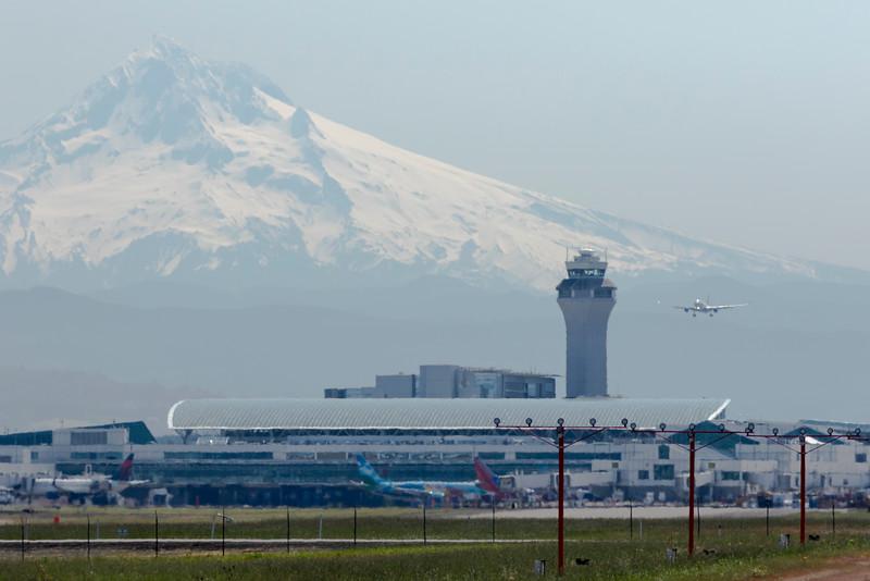 Big Mountain, Small Airplane